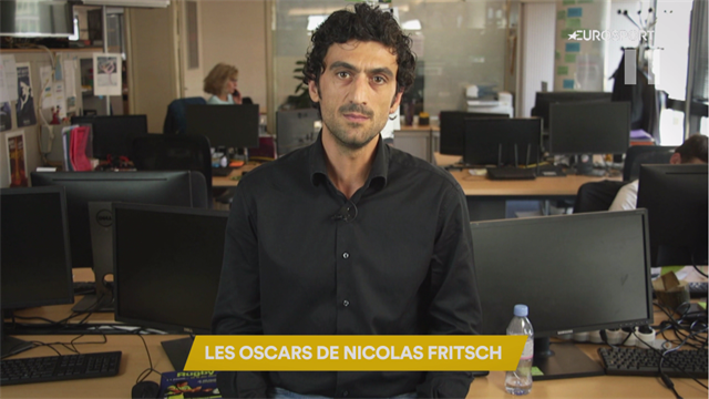 Froome, Sagan, Alaphilippe... Les Oscars 2017 de Nicolas Fritsch