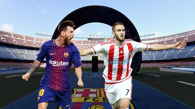 Champions League, FC Barcelona-Olympiacos: La previa en 60 segundos