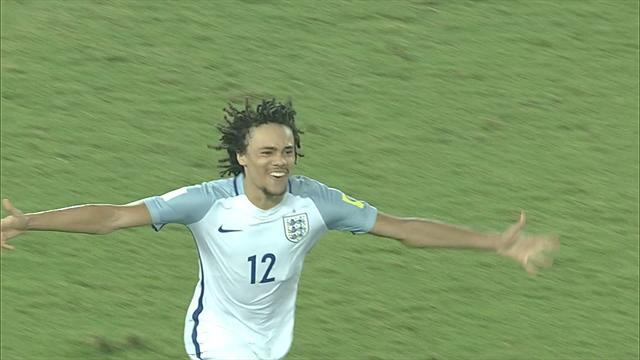 Highlights: England edge Japan on penalties