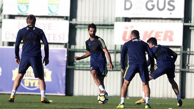 Fenerbahçe'nin derbi hazırlıklarında 4 eksik