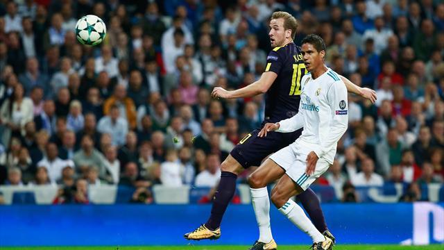 Tottenham a tenu tête au Real