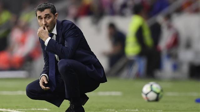 Valverde : «C'est du 50-50»