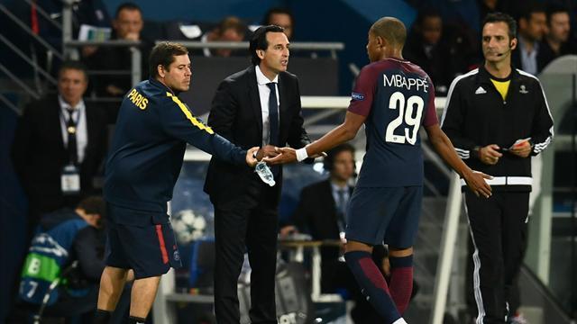 """Emery sur Mbappé : """"Il est encore jeune..."""""""