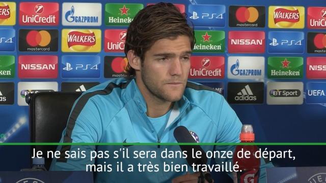 """Alonso : """"Morata est prêt"""""""