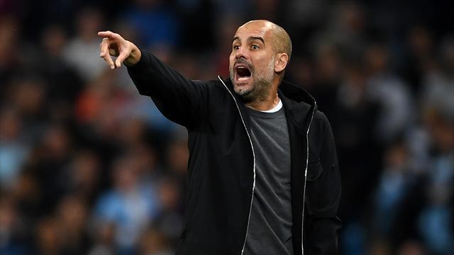 """Guardiola : """"Très fier de notre performance"""""""