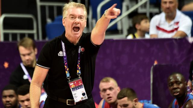 Great Britain Glasgow-bound in bid for basketball World Cup qualification