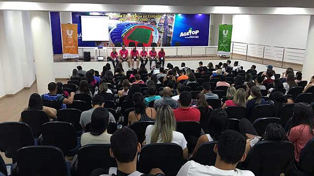 Brazilian University Sports Confederation launches its Volunteers Academy