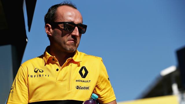 Williams dément une arrivée de Kubica... mais confirme des discussions
