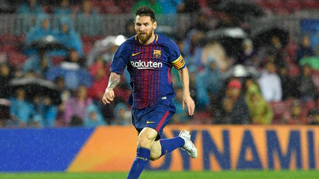 Barcelona to offer Messi lifetime deal