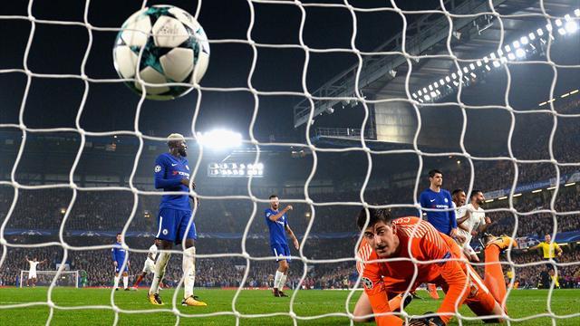Sacrée soirée à Stamford Bridge !