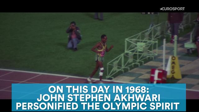 On This Day in 1968: John Akhwari's inspirational marathon