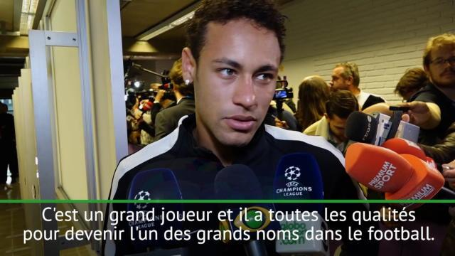 """Neymar : """"Faire pour Mbappé ce que Messi a fait pour moi"""""""