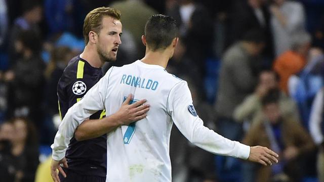 Криштиану Роналду иКейн выйдут спервых минут вигре «Реал»— «Тоттенхэм»