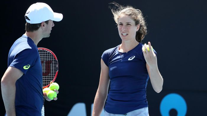 Image result for Johanna Konta adds Maria Sharapova's ex-coach Michael Joyce to team