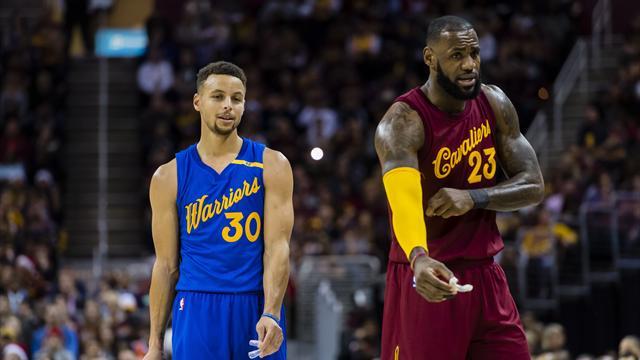 All Star Game: LeBron et Curry en tête des votes