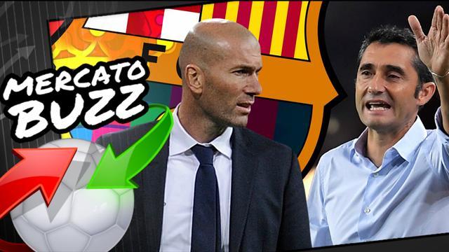 Pour recruter le nouveau phénomène brésilien, c'est la guerre entre le Real et le Barça