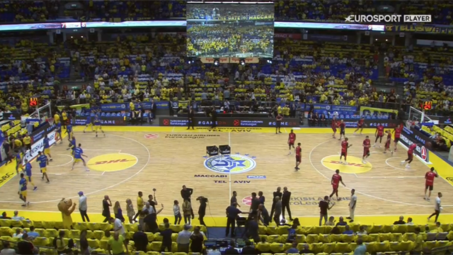Highlights: Maccabi Fox Tel Aviv-Baskonia Vitoria 74-68