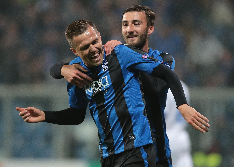 Europa League: Atalanta-Apollon Limassol, Josip Ilicic (Getty Images)