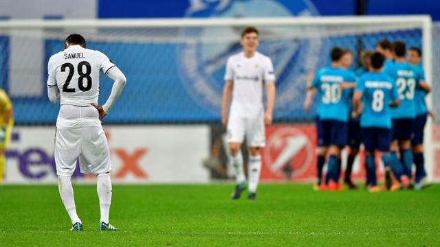 Fryktelig Bendtner-tilbakespill og Hansen-tabbe