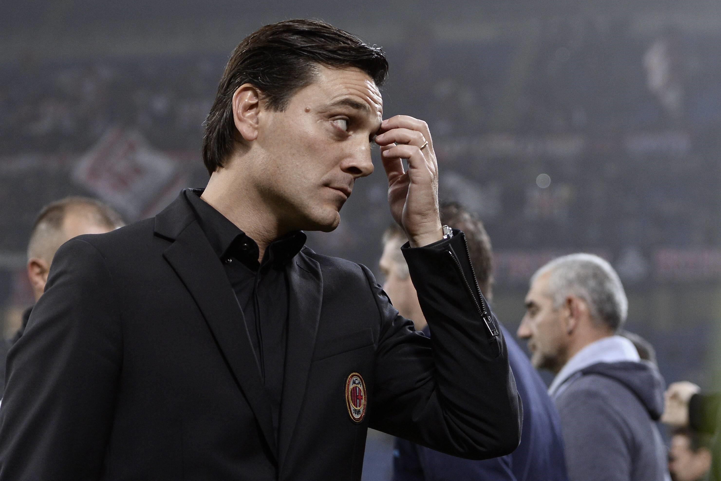 Винченцо Монтелла («Милан»)