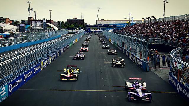 Formula E: On Eurosport from December