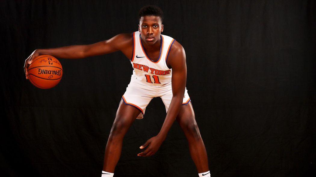 Les New York Knicks Restent La Franchise La Mieux Valorisée De La