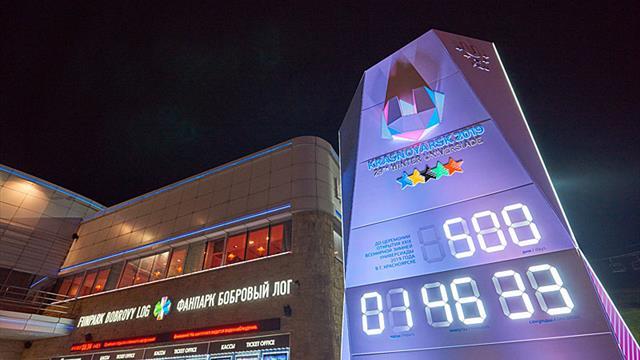 Krasnoyarsk marks 500 Days Celebration prior to 2019 WU