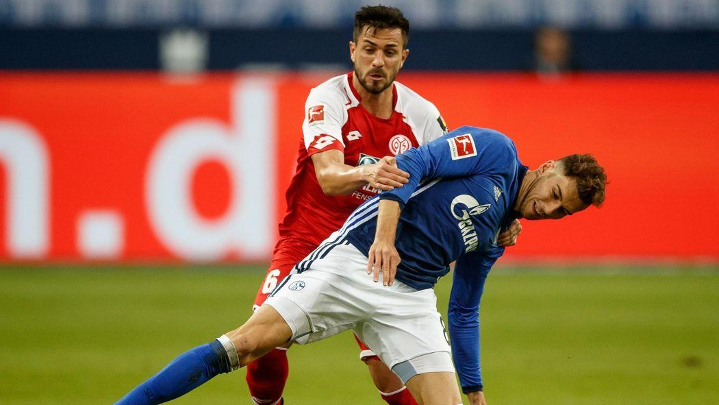 Mainz 05 Schalke 04 Live Im Tv Im Livestream Und Liveticker