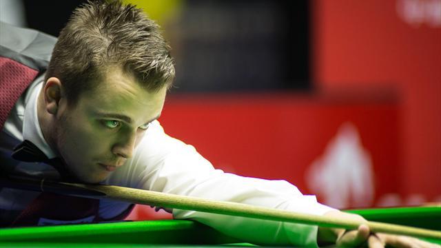 Shanghai Masters: Dritte Ursenbacher-Niederlage gegen John Higgins