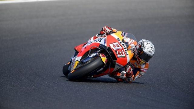 MotoGP Phillip Island: Maverick Vinales