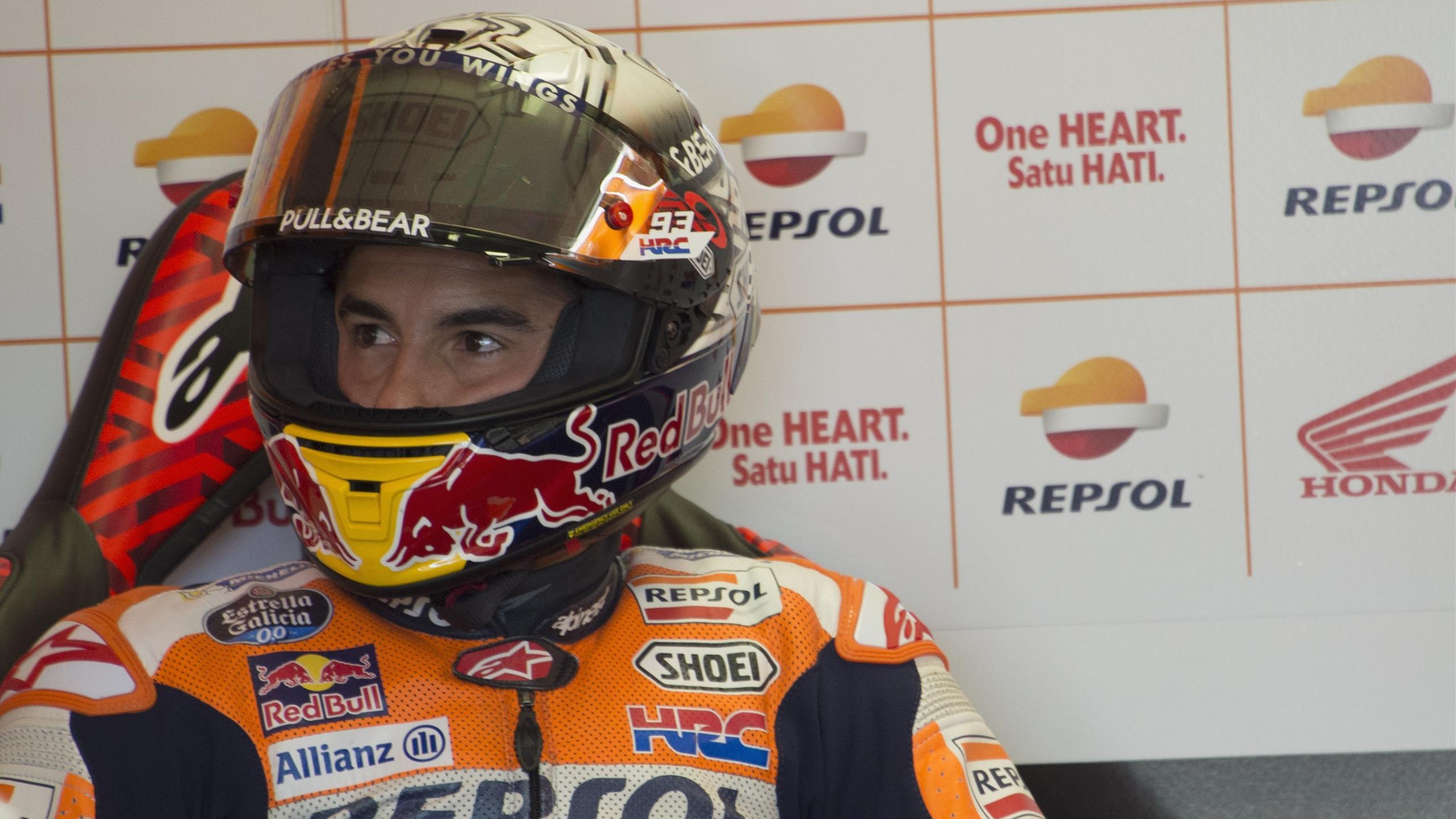 Marc Marquez storms to pole, Andrea Dovizioso down in 11th - cetusnews