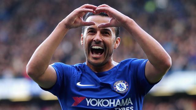 Педро продлил договор с«Челси» до 2020-ого