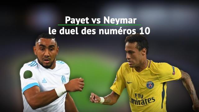 Payet et Neymar, le duel des N.10