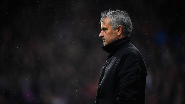 Avant le derby face à City, Mourinho fait monter la sauce