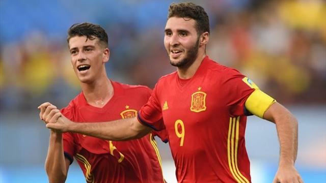 Mundial Sub 17, España-Irán: La ilusión contra la revelación (13:30)
