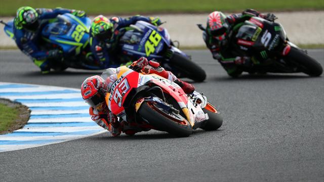 Ce week-end, regardez le dernier Grand Prix de la saison à Valence, en intégralité sur Eurosport