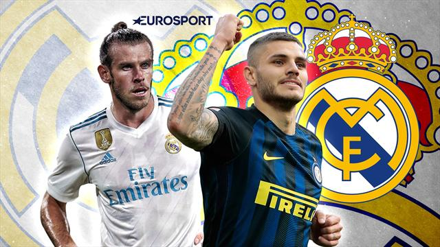 Euro Papers: Real Madrid step up Icardi chase to fuel Bale exit rumours