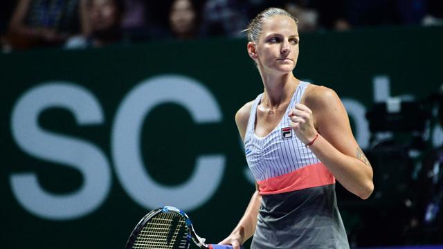 Pliskova démarre fort, Muguruza domine Ostapenko — Masters WTA