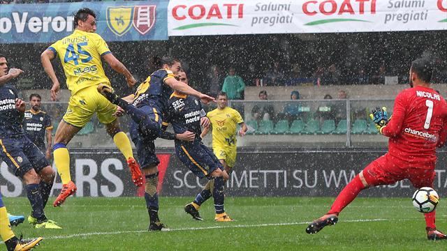 Le pagelle di Chievo-Hellas Verona 3-2