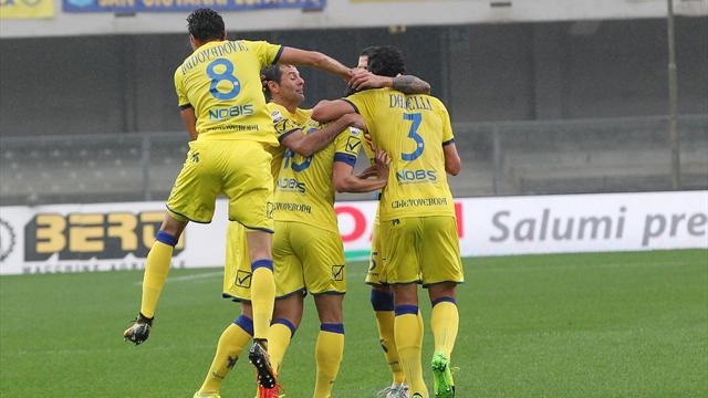Pellissier da sogno: il derby di Verona è del Chievo e lo decide il capitano