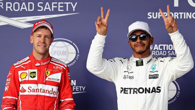 Il film del mondiale F1 2017: la lotta tra Vettel e Hamilton