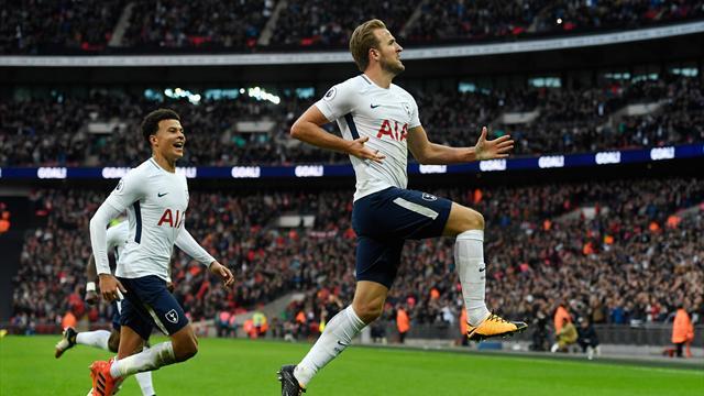 Liverpool n'a pas fait le poids à Tottenham — Résultats Premier League