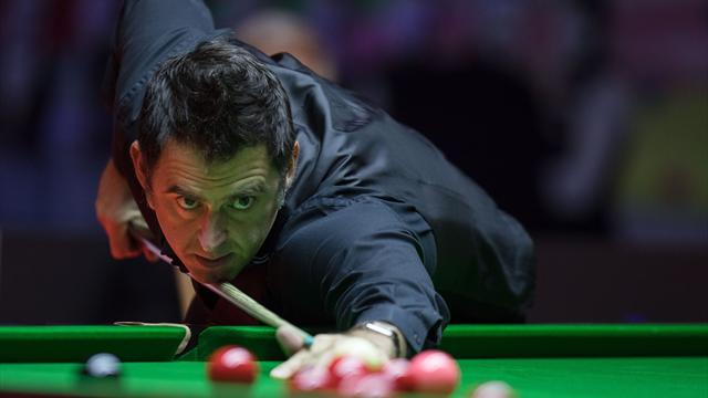 O'Sullivan eases into fourth round with White victory