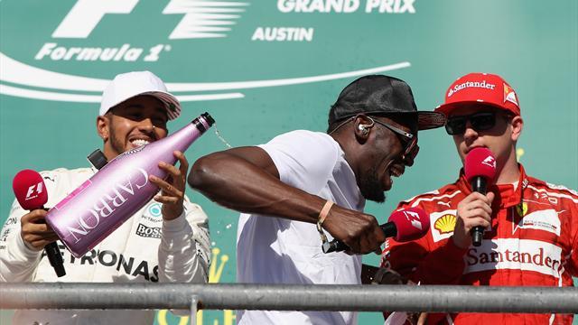 """Hamilton: """"Accetto le scuse di Raikkonen: era un incidente di gara, ho detto delle stupidaggini"""""""