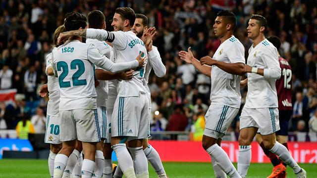 Motivos para creer en el Real Madrid