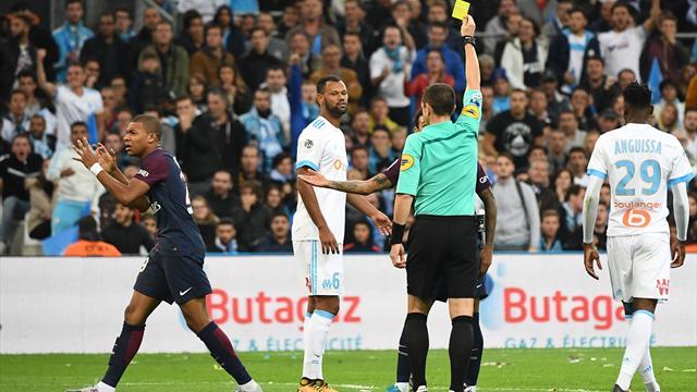 Mbappé : ''Il faut que les arbitres se mettent au niveau''