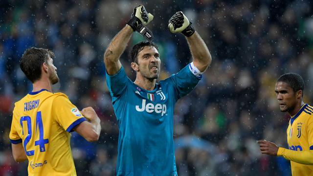 Buffon annonce sa retraite à demi-mots