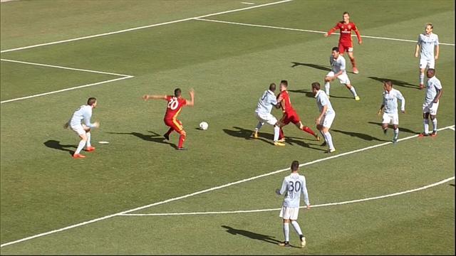 MLS: Real Salt Lake - Sporting Kansas City (Özet)