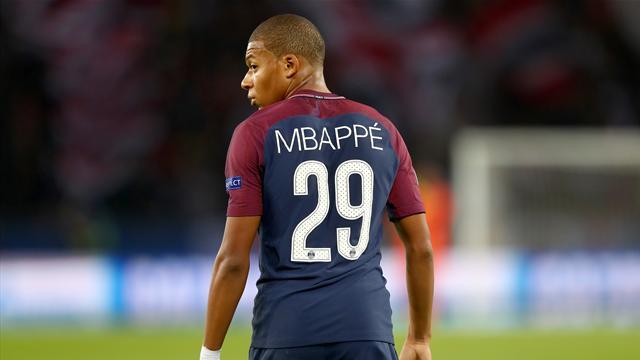"""Mbappé : """"Je rentre dans la cour des très grands"""""""