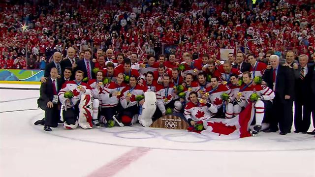 Il Canada e l'hockey su ghiaccio ai Giochi, una storia che si è spesso tinta d'oro